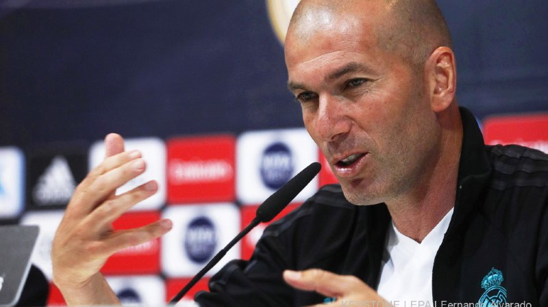 Football: Zinédine Zidane quitte le Real Madrid