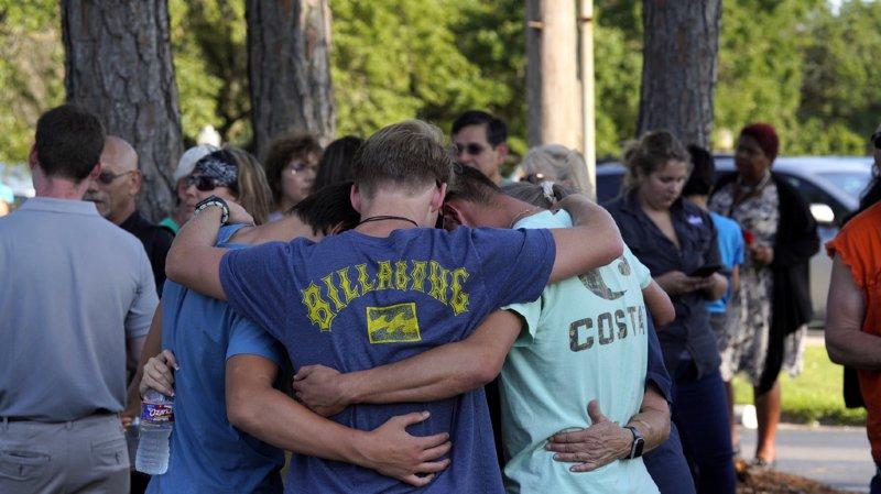 La fusillade, perpétrée par un élève du lycée, a fait 10 victimes.