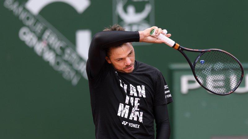 Tennis - Geneva Open: Wawrinka affrontera l'Américain Jared Donaldson au 2e tour