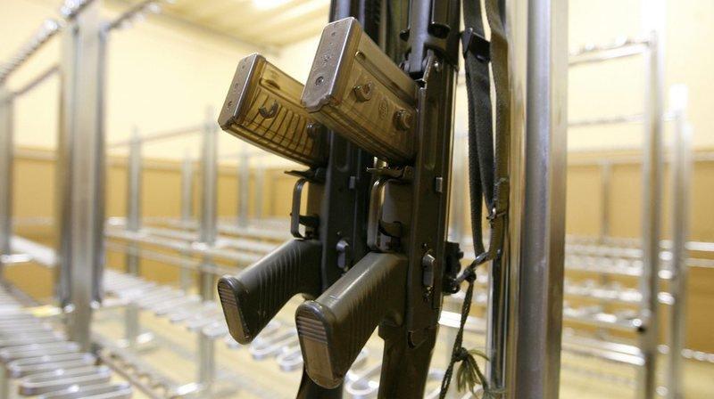 Schaffhouse: une recrue tire par inadvertance un coup de feu et manque de blesser deux soldats