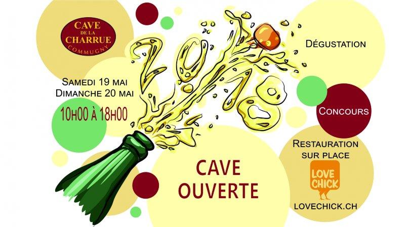 """Journées """"cave ouverte"""" à la Cave de la Charrue"""
