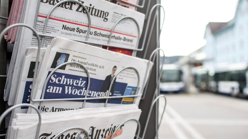 Tamedia étend son emprise  en rachetant la «Basler Zeitung»