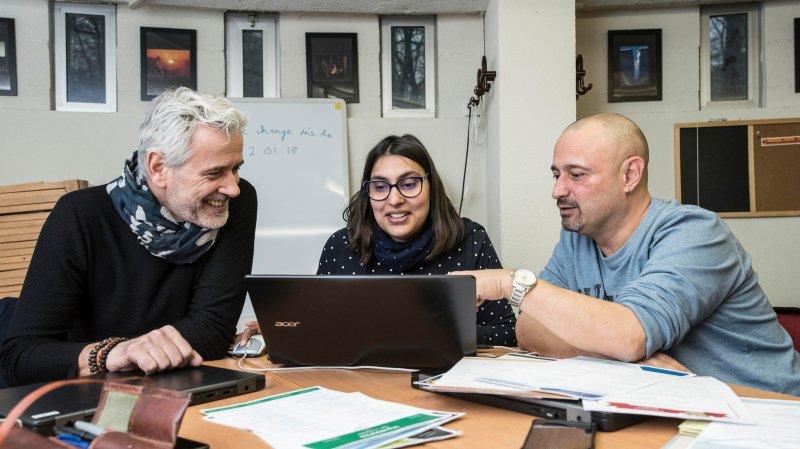 L'association MotiV'Emploi aide les personnes à retrouver un métier