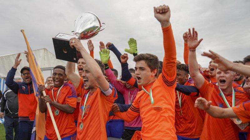 Le FC Gland remporte la Coupe vaudoise au bout du suspense