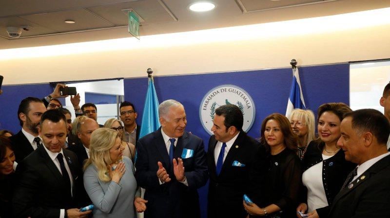 Inauguration de l'ambassade US à Jérusalem, 60 morts à Gaza