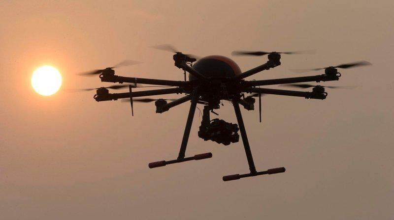 Trafic aérien: un drone et un avion se sont dangereusement rapprochés au-dessus de Berne