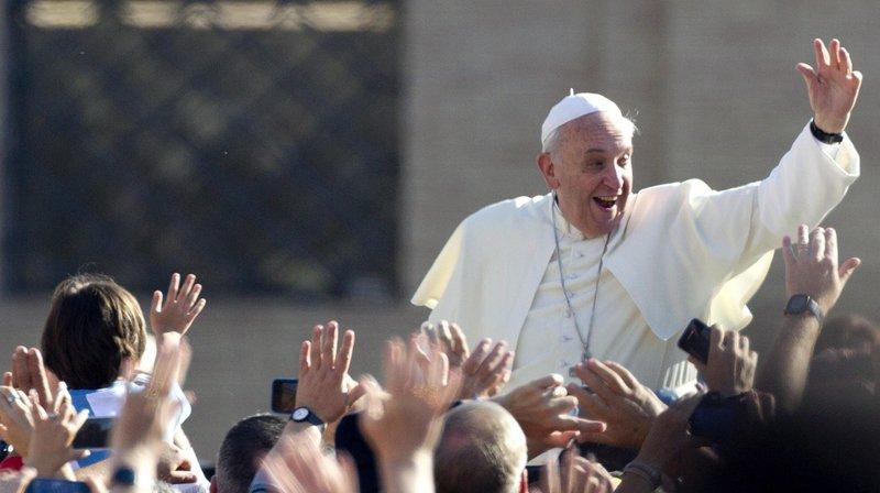 Le pape François sera à Genève le 21 juin.