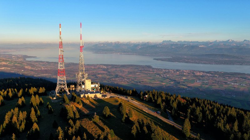 L'ancienne antenne de la Barillette va être dynamitée