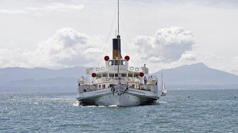 """Le bateau """"Le Simplon"""" sera à l'honneur, dimanche, lors de la Parade navale."""