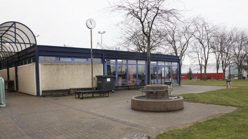 Les rénovations du centre sportif En Bord, à Gland, sont pratiquement terminées.