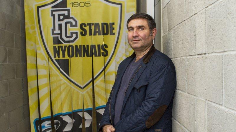 """Pas de licence pour le Stade Nyonnais: """"Nous sommes surpris et choqués!"""""""