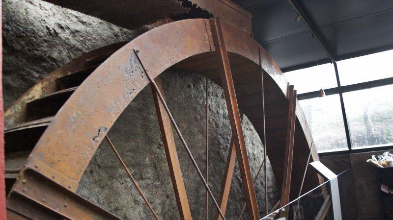 Le Moulin de Sévery participe à la Journée suisses des moulins.
