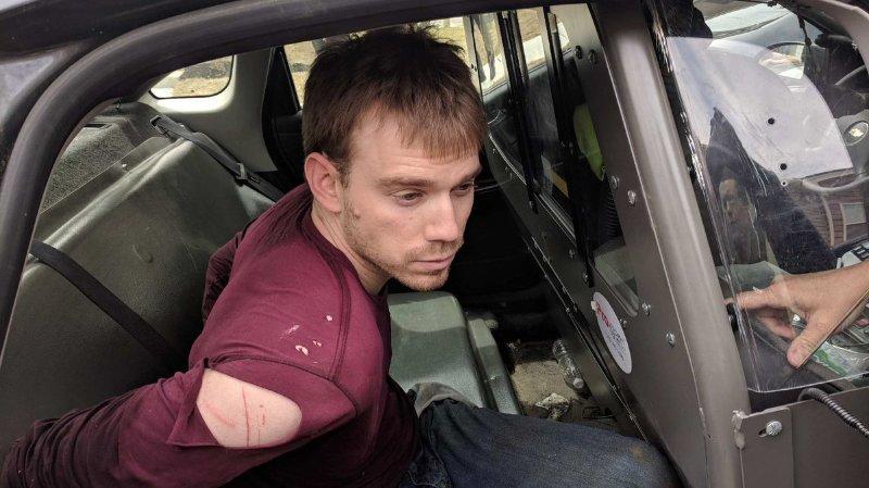 Etats-Unis: le tireur à moitié nu qui a abattu 4 personnes dimanche à Nashville a été arrêté dans une forêt