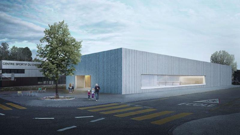 Saint-Prex lance la construction d'une piscine communale