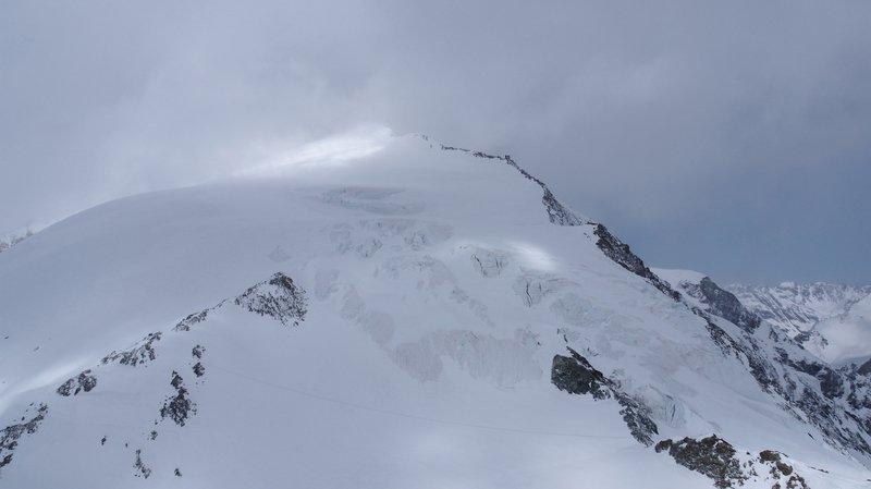 Quatre randonneurs tués dans les Alpes suisses