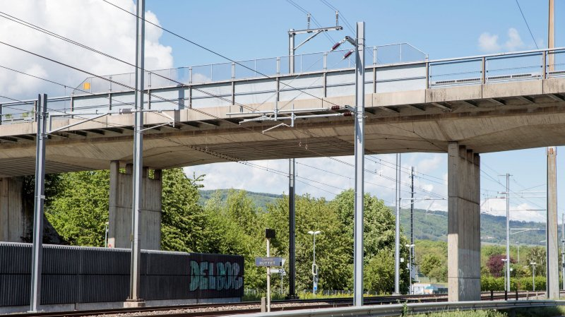 A Gland, la Ville doit investir 1,8million pour rénover le pont de la Vy-Creuse