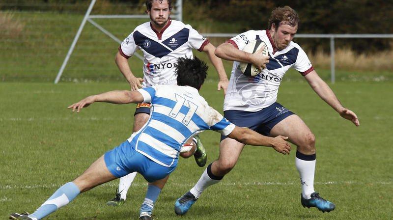 Choc au sommet: le Nyon Rugby Club paré avant la réception de Genève Plan-les-Ouates
