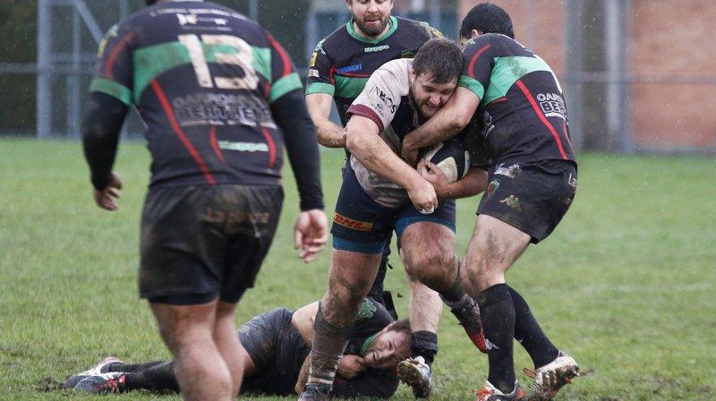 Un dernier déplacement à enjeu pour le Nyon Rugby Club