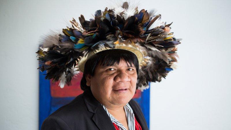 A Nyon, les peuples indigènes ont plaidé en faveur de l'environnement