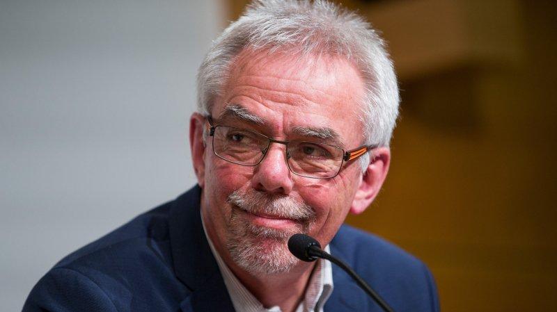 Syndic de Gland, Gérald Cretegny a été élu co-président du PDC Vaud