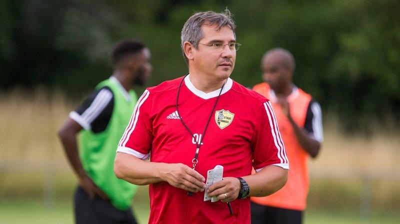 Stade Nyonnais: les raisons du départ de l'entraîneur Oscar Londono