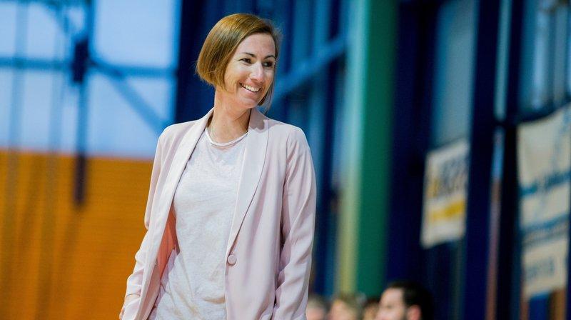Julie Le Bris, coach du BBC Nyon: «On a tous des raisons de la gagner, cette finale!»