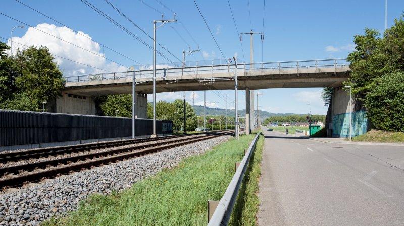 Près de 2 millions pour le pont de la Vy-Creuse