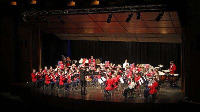 Fanfare de Nyon: musique et amitié réunies sur scène à Trélex