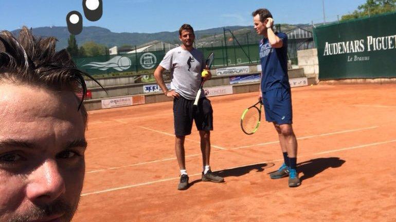 Tennis: Stan Wawrinka publie une photo avec son ex-entraîneur Magnus Norman et le monde de la balle jaune s'affole