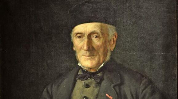 Comment un portrait, peint à Givrins, a lancé la carrière d'un célèbre Vaudois