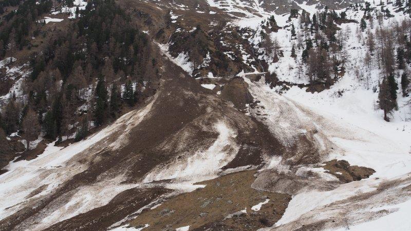Avalanche au Vallon d'Arbi (VS): le corps du Vaudois retrouvé