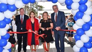 Prangins a inauguré ses nouvelles infrastructures scolaires et parascolaire s