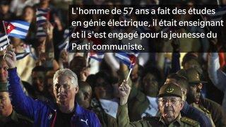 Le nouveau président du Cuba et les attentes des Cubains