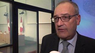 Sion 2026: Guy Parmelin s'exprime sur un potentiel refus des Valaisans