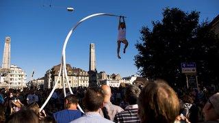 Lausanne: une nouvelle zone pour le Festival de la Cité