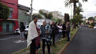 Le Mexique secoué par un nouveau séisme