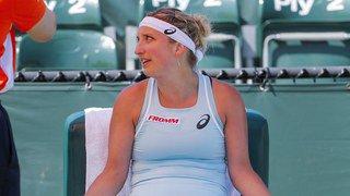 Tennis: Timea Bacsinszky forfait pour les tournois de Madrid et Rome