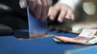 Votations du 10 juin - Sondage: 47% de oui et de non pour les jeux d'argent, monnaie pleine rejetée à 54%