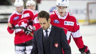 Hockey sur glace: en amical, la Suisse s'incline 2 à 1 contre la Norvège