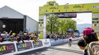 Tour de Romandie: le Belge Thomas De Gendt s'impose facilement à Yverdon