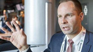 Hockey: né à Moutier, établi en Valais, Nicolas Fluri vit ses quatrièmes Mondiaux dans le costume d'arbitre