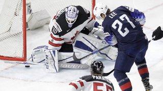 Hockey - Mondiaux 2018: les Etats-Unis remportent la médaille de bronze face au Canada