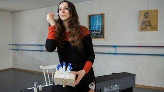 Marie-Anoush Sarkissian: «Le parfum nous transporte dans les époques et nous ramène à nous-mêmes»