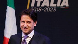 Giuseppe Conte pour diriger le gouvernement