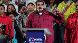 Menacé d'isolement après la réélection de Maduro