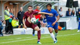 UEFA Youth League: Barcelone prive Chelsea de triplé