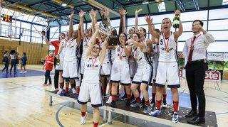 Nyon Basket Féminin: «On avait à cœur de gagner ce titre»