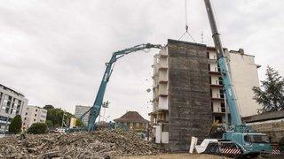 Morges: comment le bâtiment Îlot Sud se fait croquer