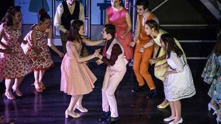 West Side Story joué par les gymnasiens de Morges