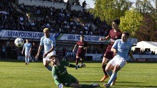 UEFA Youth League: Barcelone domine le Manchester City du Genevois Lorenzo Gonzalez